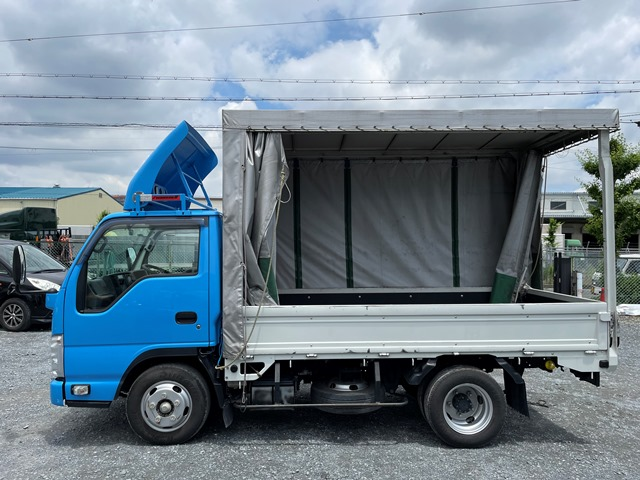 H29年 TRG-NJR85A 幌車 カーテン式 10尺 外部評価付き7