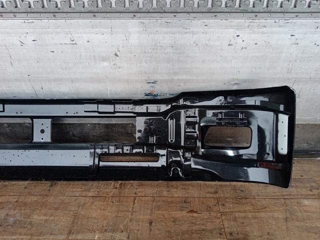 UDトラックス/いすゞ コンドル/フォワード 標準幅 フロントバンパー(黒)6