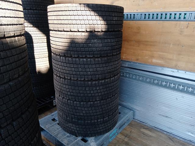 スタッドレスタイヤ お買得 格安スタッドレスタイヤ 245/70R19.5 12本セット5