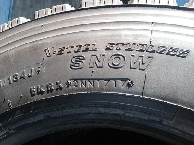 スタッドレスタイヤ お買得 格安スタッドレスタイヤ 245/70R19.5 12本セット14