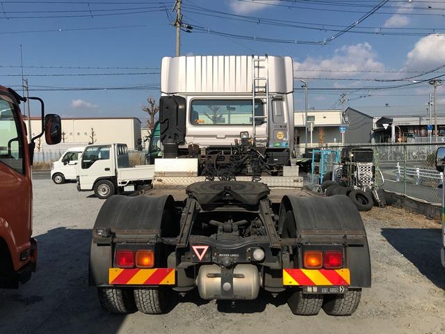 H25年 QKG-GK5XAB シングルトラクター ハイルーフ7