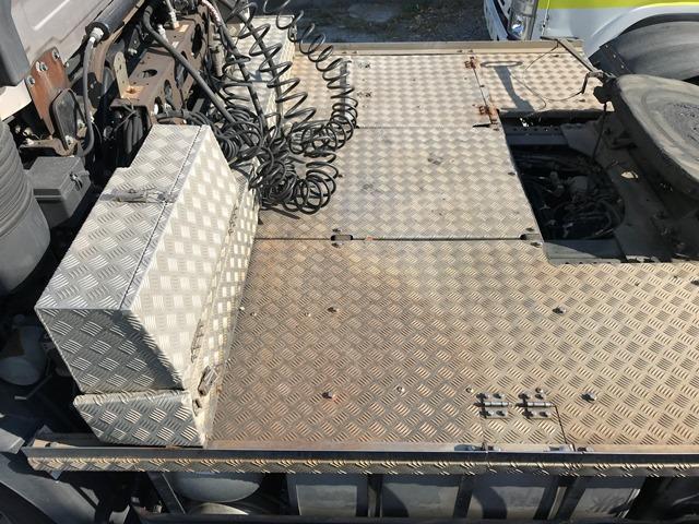 H25年 QKG-GK5XAB シングルトラクター ハイルーフ37