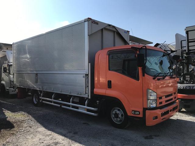 H23年 TKG-FRR90S2 アルミウイング フルワイド 6MT3
