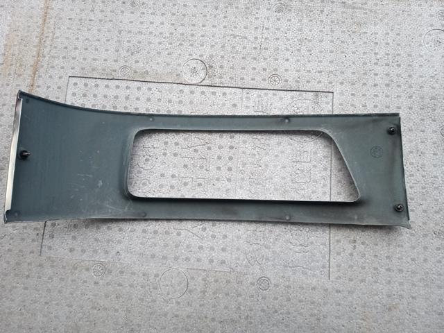 いすゞ '07ギガ メッキヘッドライトリム(助手席側)3