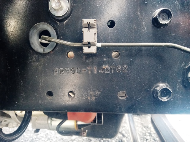 令和元年6月 2RG-FRR90S1 ゲート付きアルミバン 6MT 190PS41
