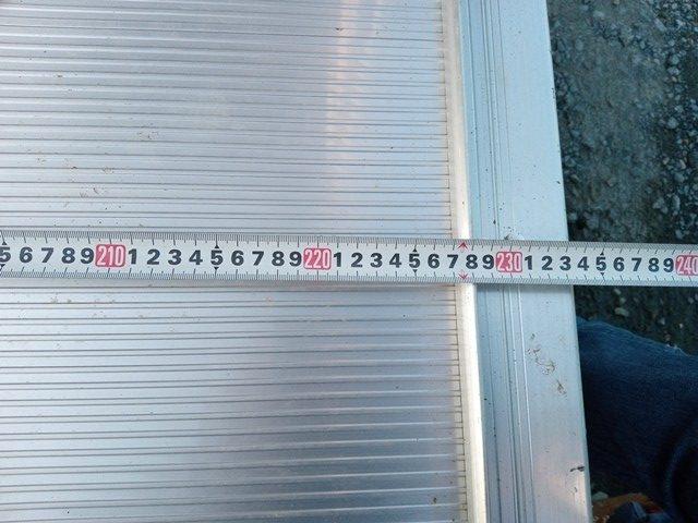 令和元年6月 2RG-FRR90S1 ゲート付きアルミバン 6MT 190PS34
