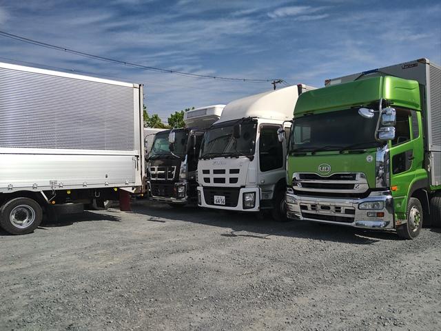 トラックの買取りはアイケイアールにお任せください。