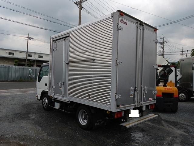 H25年 TKG-NJR85AN いすゞエルフ 標準 ドライバン 室内高2.04m 車検付き 外部評価付き4