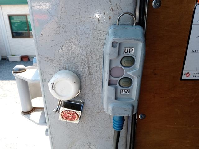 H23年 UDトラックス 4t格納ゲート付アルミウイング 6MT エアサス19