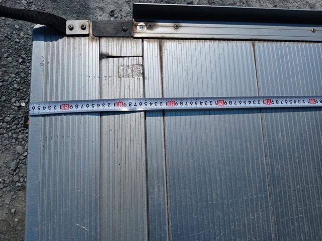 H23年 UDトラックス 4t格納ゲート付アルミウイング 6MT エアサス22
