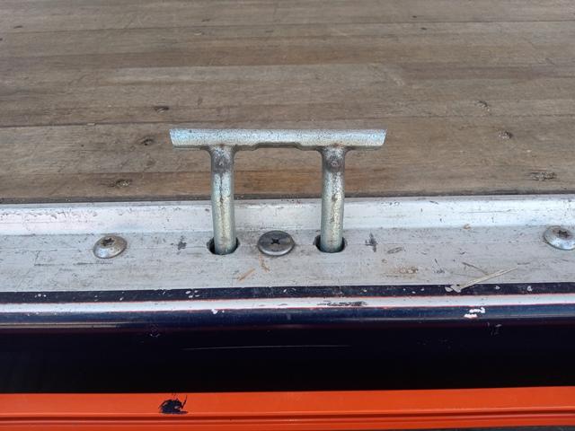 H23年 UDトラックス 4t格納ゲート付アルミウイング 6MT エアサス28