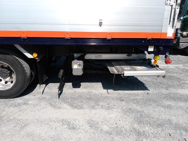 H23年 UDトラックス 4t格納ゲート付アルミウイング 6MT エアサス31