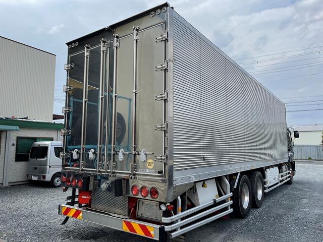 ギガ H24年式 QKG-CYL77A 冷凍車 サブエンジン付2