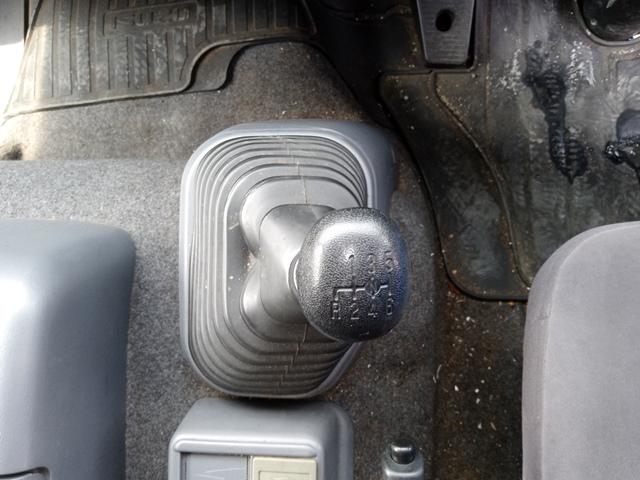 H22年 いすゞ フォワード アルミバン サイドドア付 ワイド 6MT 車検付き19
