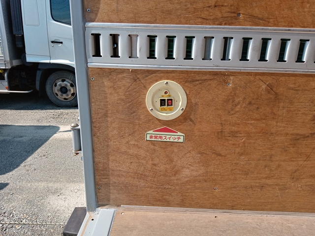 H26年 TKG-NPR85AN いすゞ エルフ アルミバン サイドドア付 6MT19
