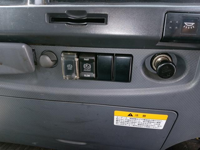 H22年 いすゞ フォワード アルミバン サイドドア付 ワイド 6MT 車検付き21
