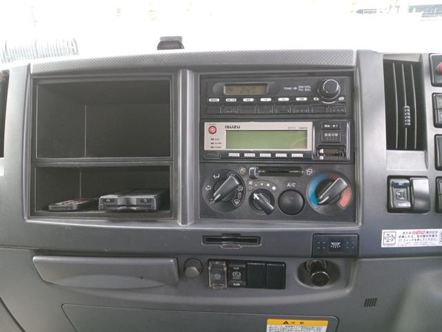 H22年 いすゞ フォワード アルミバン サイドドア付 ワイド 6MT 車検付き20