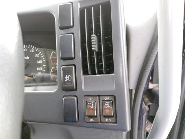 H22年 いすゞ フォワード アルミバン サイドドア付 ワイド 6MT 車検付き23