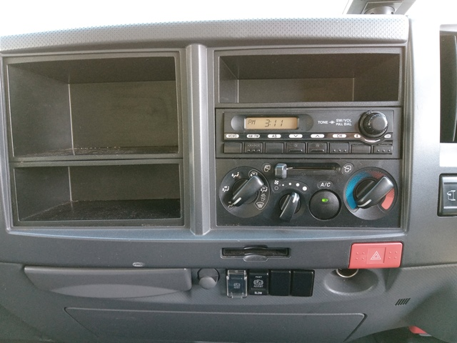 H26年 TKG-NPR85AN いすゞ エルフ アルミバン サイドドア付 6MT23