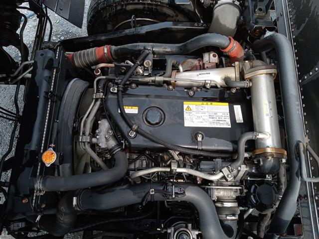 H22年 いすゞ フォワード アルミバン サイドドア付 ワイド 6MT 車検付き31