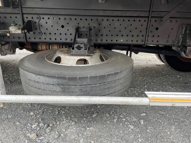 H24年 いすゞ エルフ ワイド 格納ゲート付きロングバン 6MT48