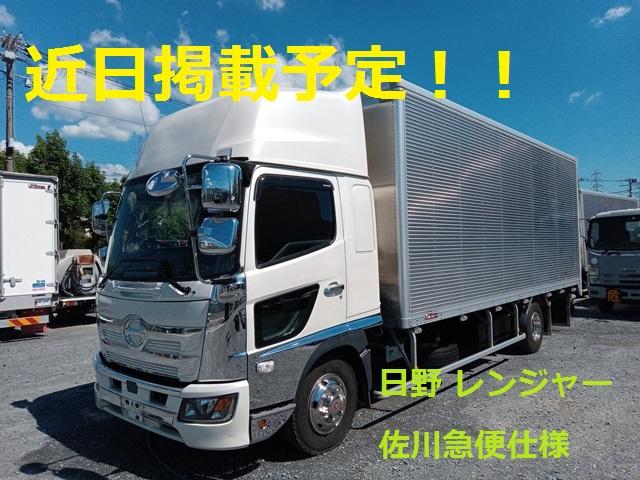 中古トラック 買取り強化月間 アイケイアール