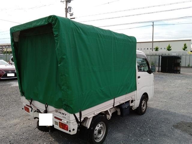 H26年 EBD-S500P ダイハツ ハイゼットトラック 車検付き(令和4年10月16日)2