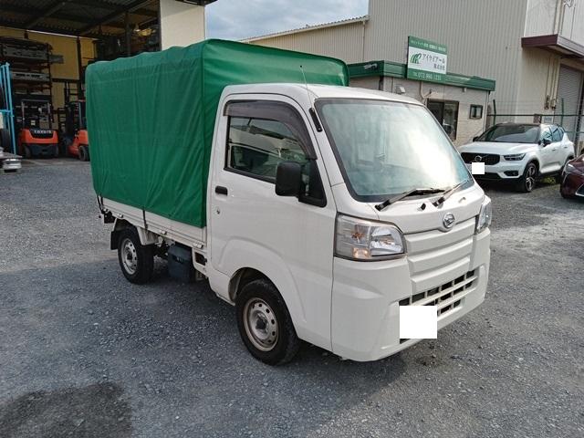 H26年 EBD-S500P ダイハツ ハイゼットトラック 車検付き(令和4年10月16日)3
