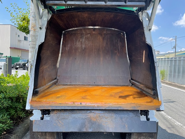 H20年 PKG-FSR90S2 いすゞ フォワード 増トン プレスパッカー 全塗装済10
