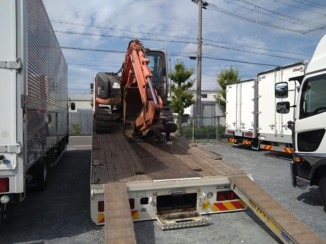 中古トラック 建設機械 重機 買取 販売のアイケイアール