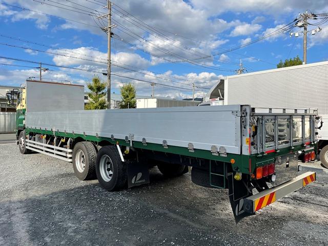H28 QKG-CYM77B いすゞ ギガ アルミブロック 7MT 380PS4