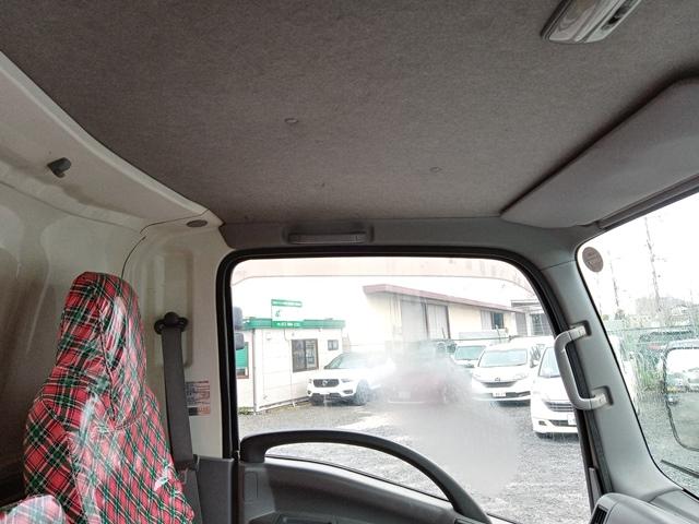 H24年 SKG-NPR85YN いすゞ エルフ ワイドセミロング平ボデー 6MT 151千㎞17