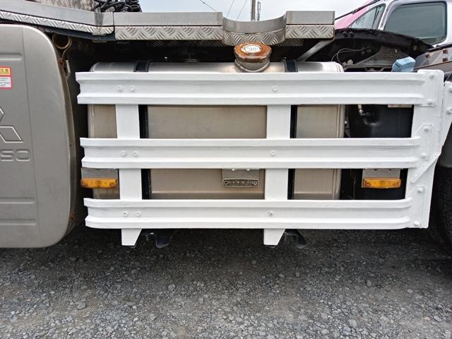 H27年 QPG-FP64VDR 三菱 スーパーグレート トラクタ 車検付 297千㎞26