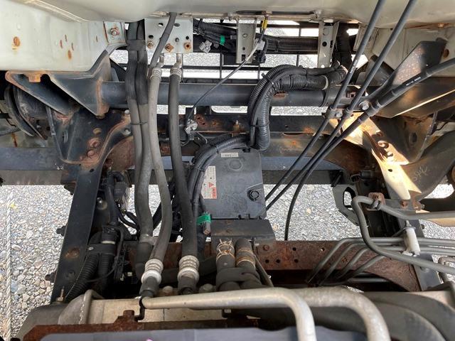 H28年 TKG‐FRR90T2 いすゞ フォワード ウイング ワイド エアサス 6MT 240PS 跳ね上げパワーゲート付き46