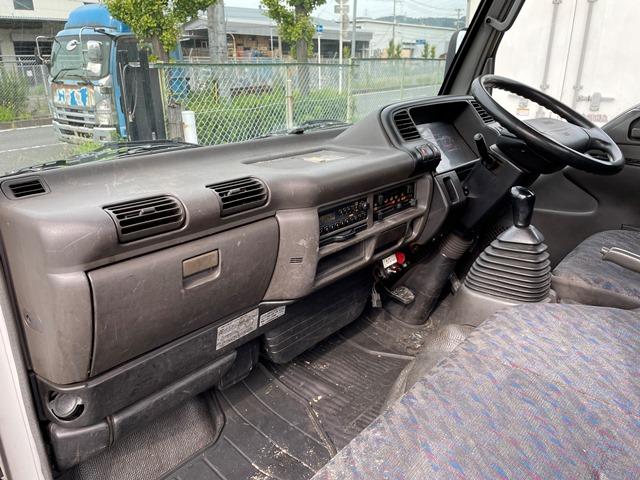 H15年 KR-NKR81E いすゞ エルフ 垂直パワーゲート付き木製平ボデー 5MT30