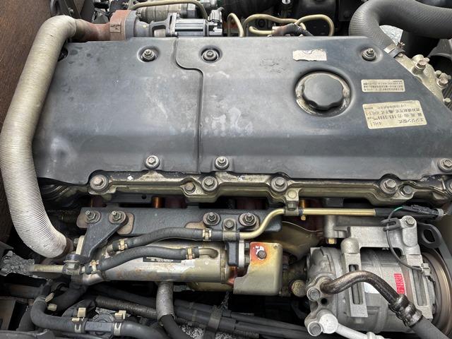 H15年 KR-NKR81E いすゞ エルフ 垂直パワーゲート付き木製平ボデー 5MT40
