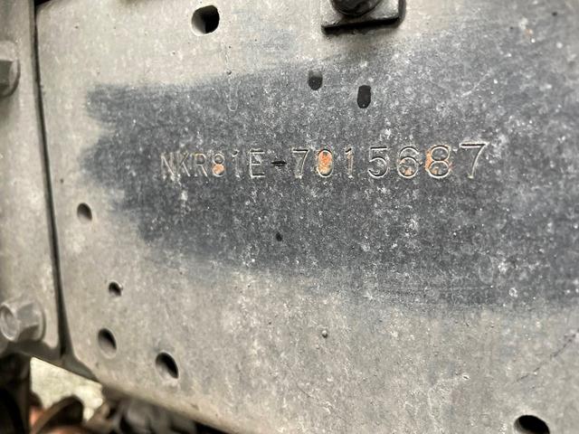 H15年 KR-NKR81E いすゞ エルフ 垂直パワーゲート付き木製平ボデー 5MT42