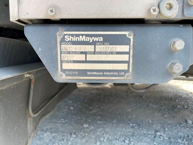 H30年 2PG-FD2ABG 日野 レンジャー ハイルーフ 6MT エアサス 格納パワーゲート付きアルミウイング 車検付43
