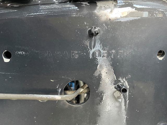 H30年 2PG-FD2ABG 日野 レンジャー ハイルーフ 6MT エアサス 格納パワーゲート付きアルミウイング 車検付49